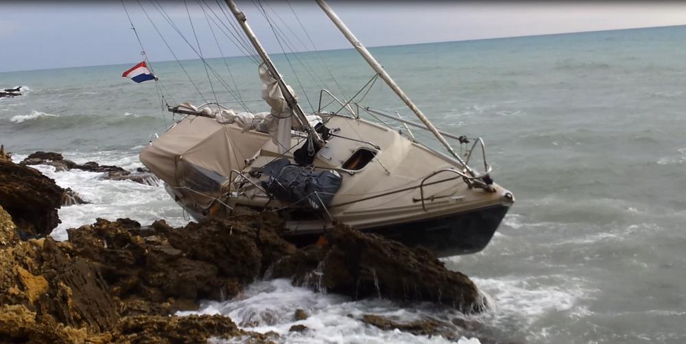 Risarcimento danni barca